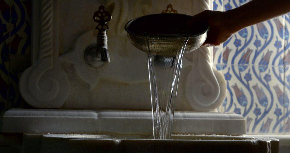 robinet fontaine bien-être